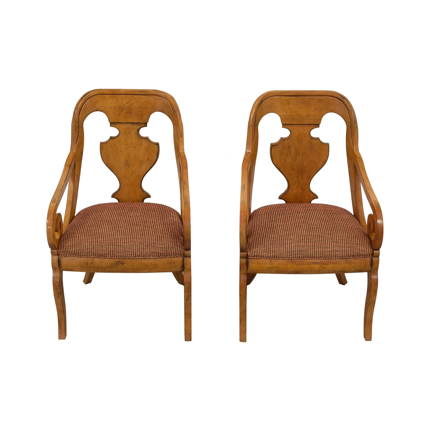 Lillian August Upholstered Side Chairs / Chairs