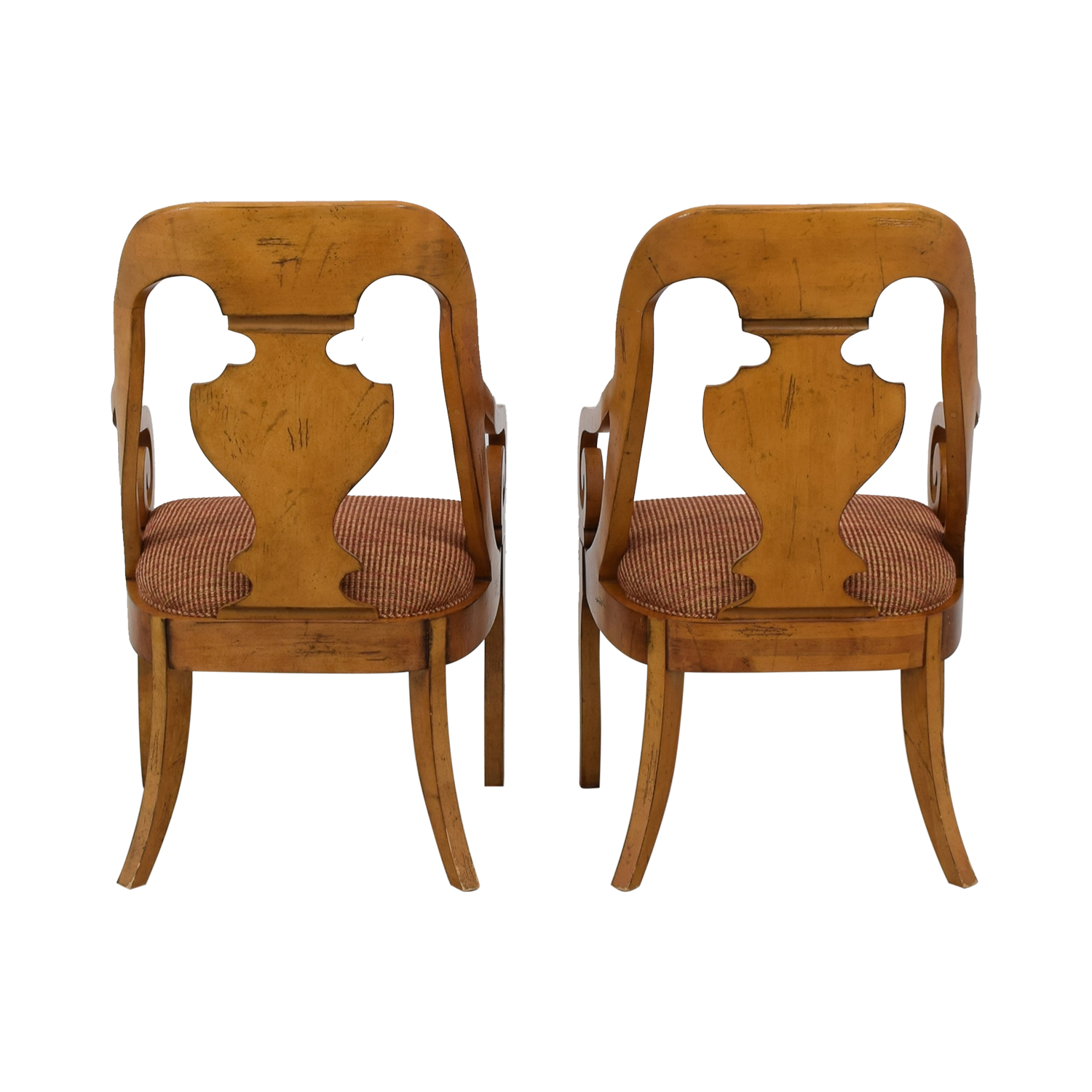Lillian August Lillian August Upholstered Side Chairs on sale
