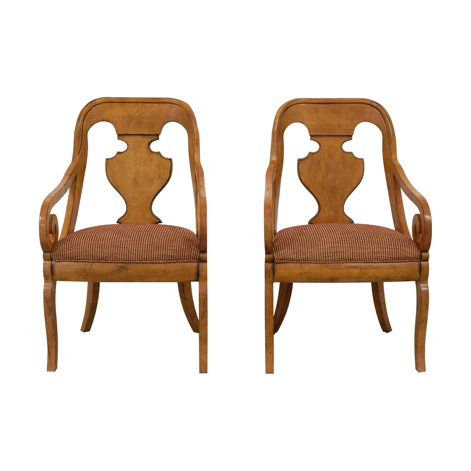 shop Lillian August Upholstered Side Chairs Lillian August Chairs
