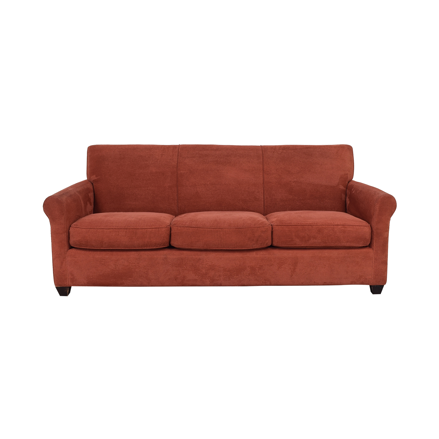 Crate & Barrel Crate & Barrel Three Cushion Sofa coupon