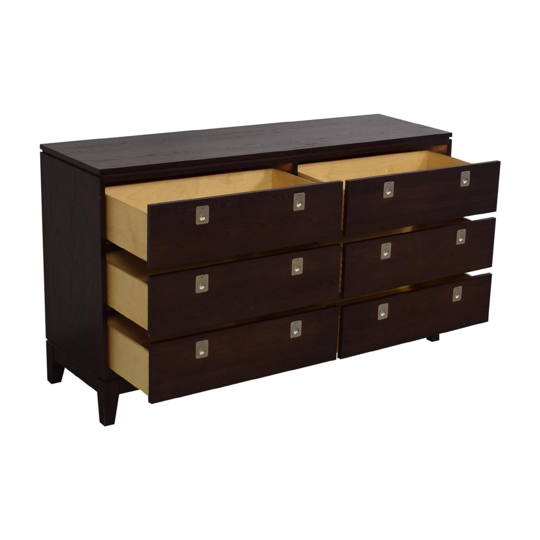 Vermont Tubbs Bloomingdale's Six Drawer Dresser / Dressers