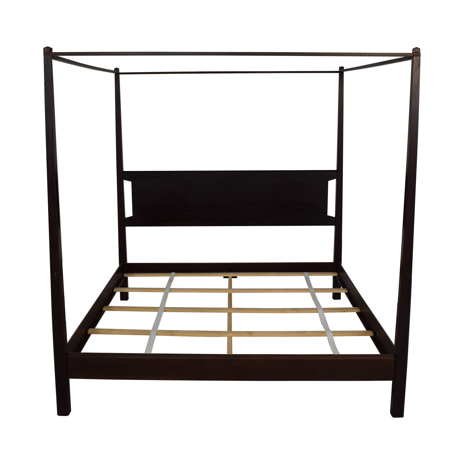 shop Bloomingdale's Bloomingdale's Canopy King Size Bed with Headboard online
