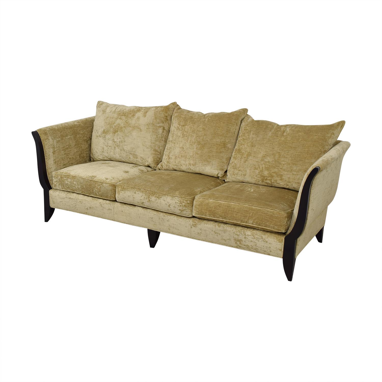 Swaim Swaim Cabriole Sofa dimensions