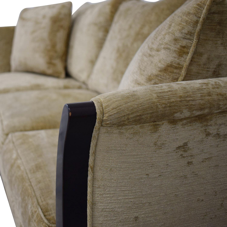 Swaim Swaim Cabriole Sofa Sofas