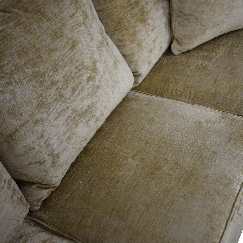Swaim Swaim Cabriole Sofa used