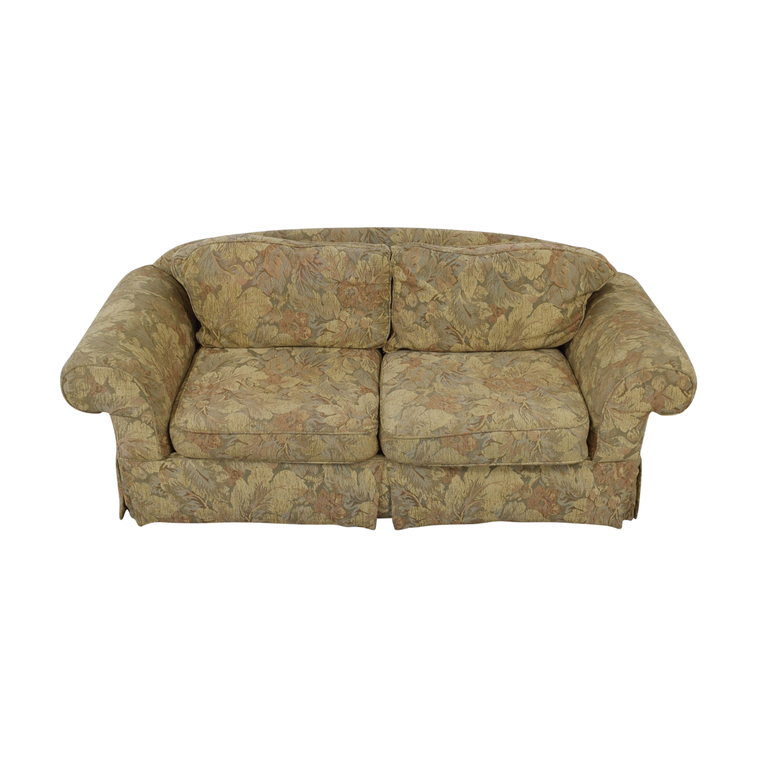 buy Bernhardt Two Cushion Sofa Bernhardt Classic Sofas