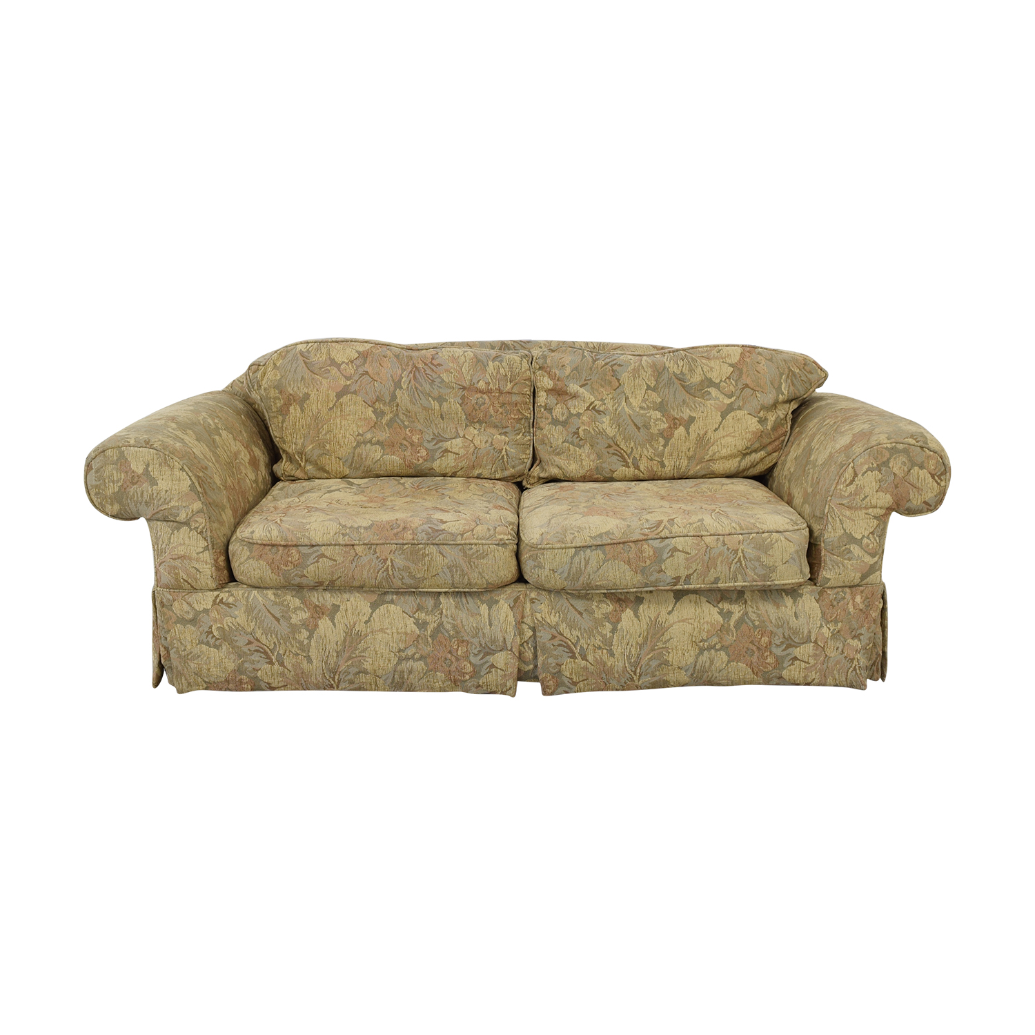 Bernhardt Two Cushion Sofa Bernhardt
