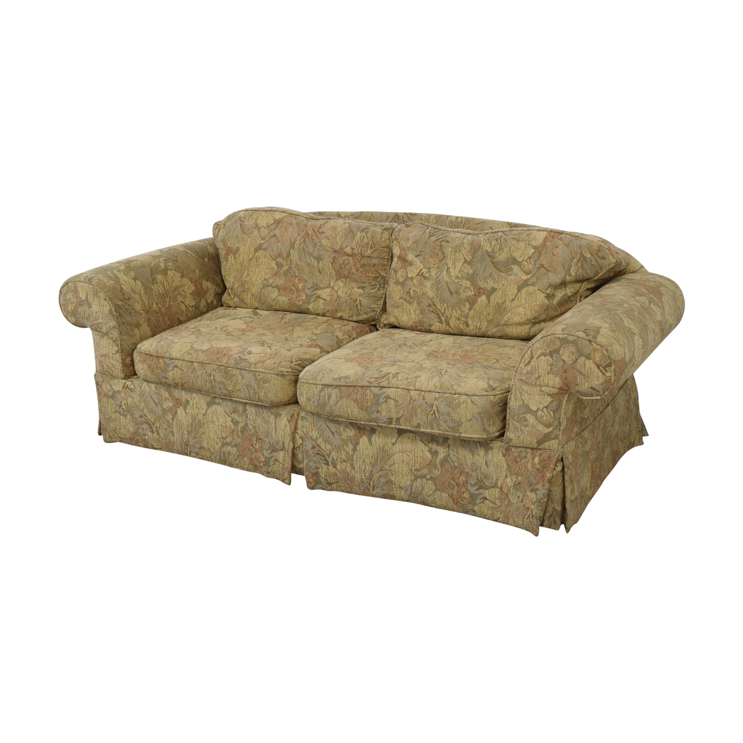 shop Bernhardt Two Cushion Sofa Bernhardt