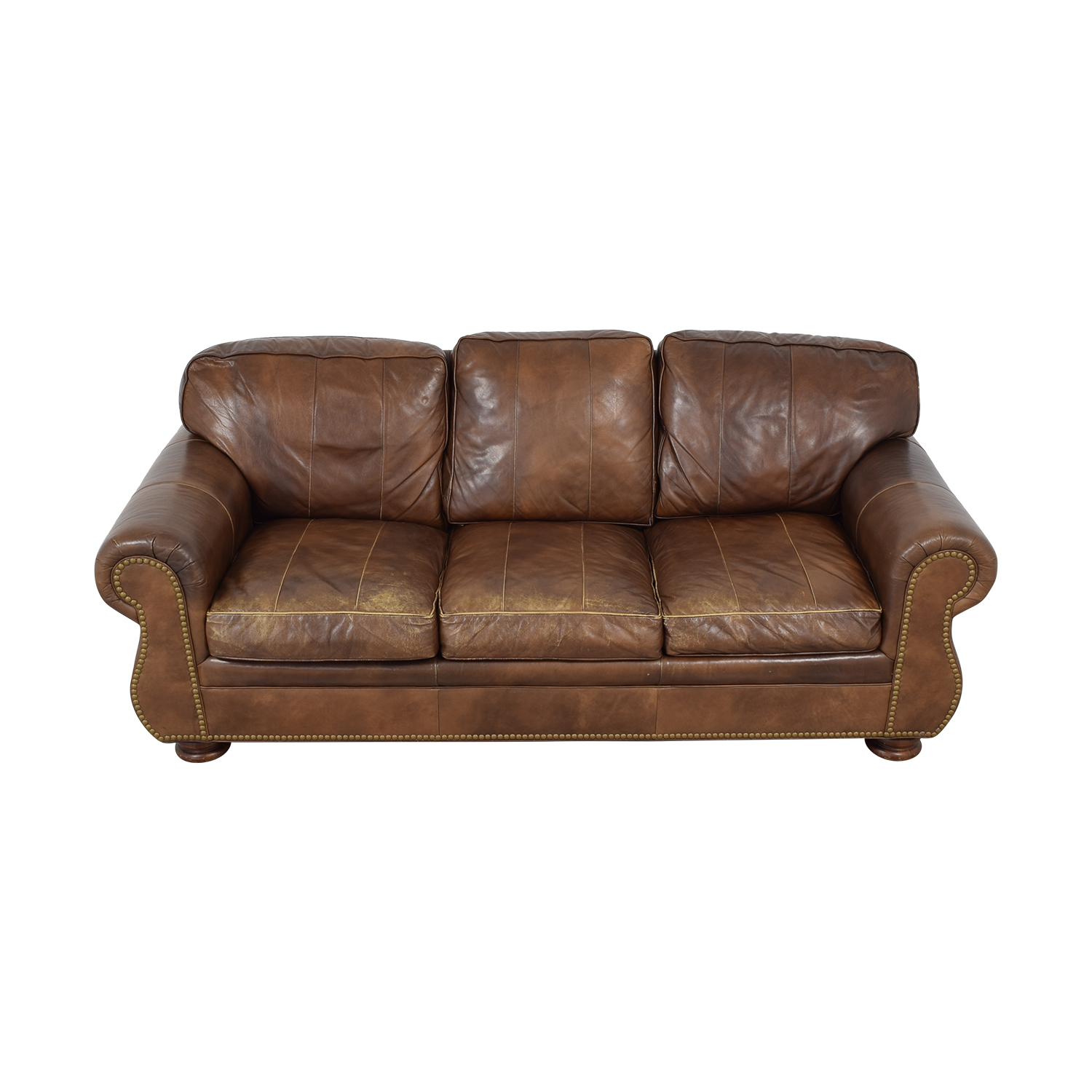 Hancock and Moore Nailhead Sofa / Classic Sofas
