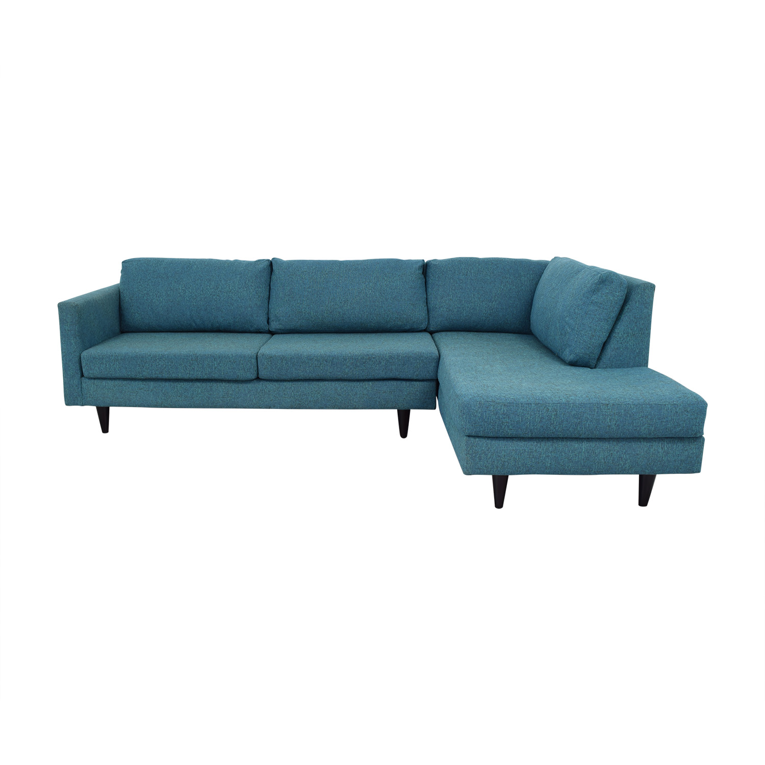 48% OFF - Apt2B Apt2B Virgil Sectional Sofa / Sofas