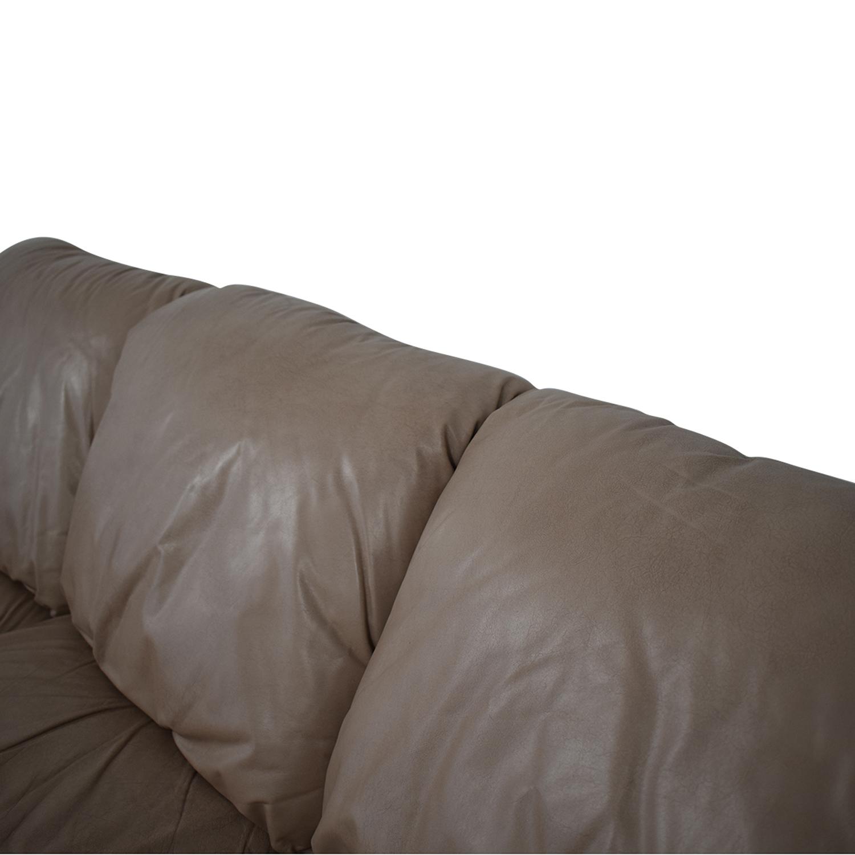 Hancock and Moore Hancock and Moore Three Cushion Sofa price