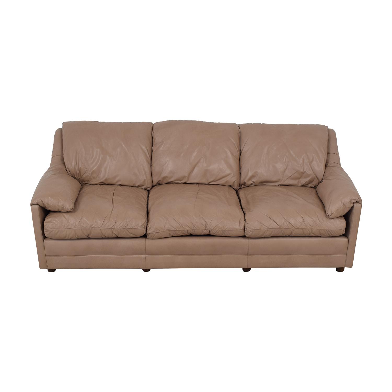 Hancock and Moore Hancock and Moore Three Cushion Sofa