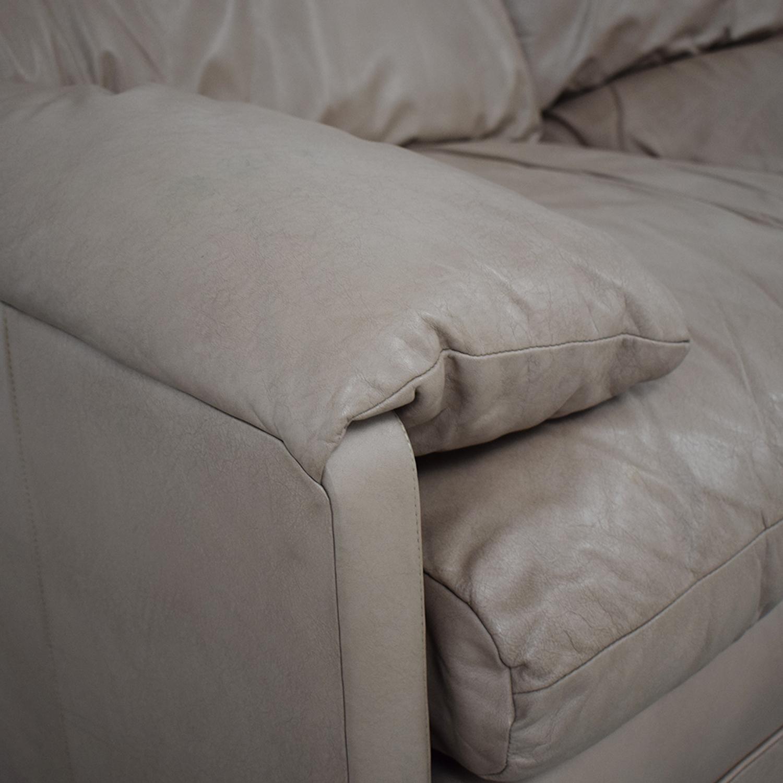 Hancock and Moore Hancock and Moore Three Cushion Sofa on sale