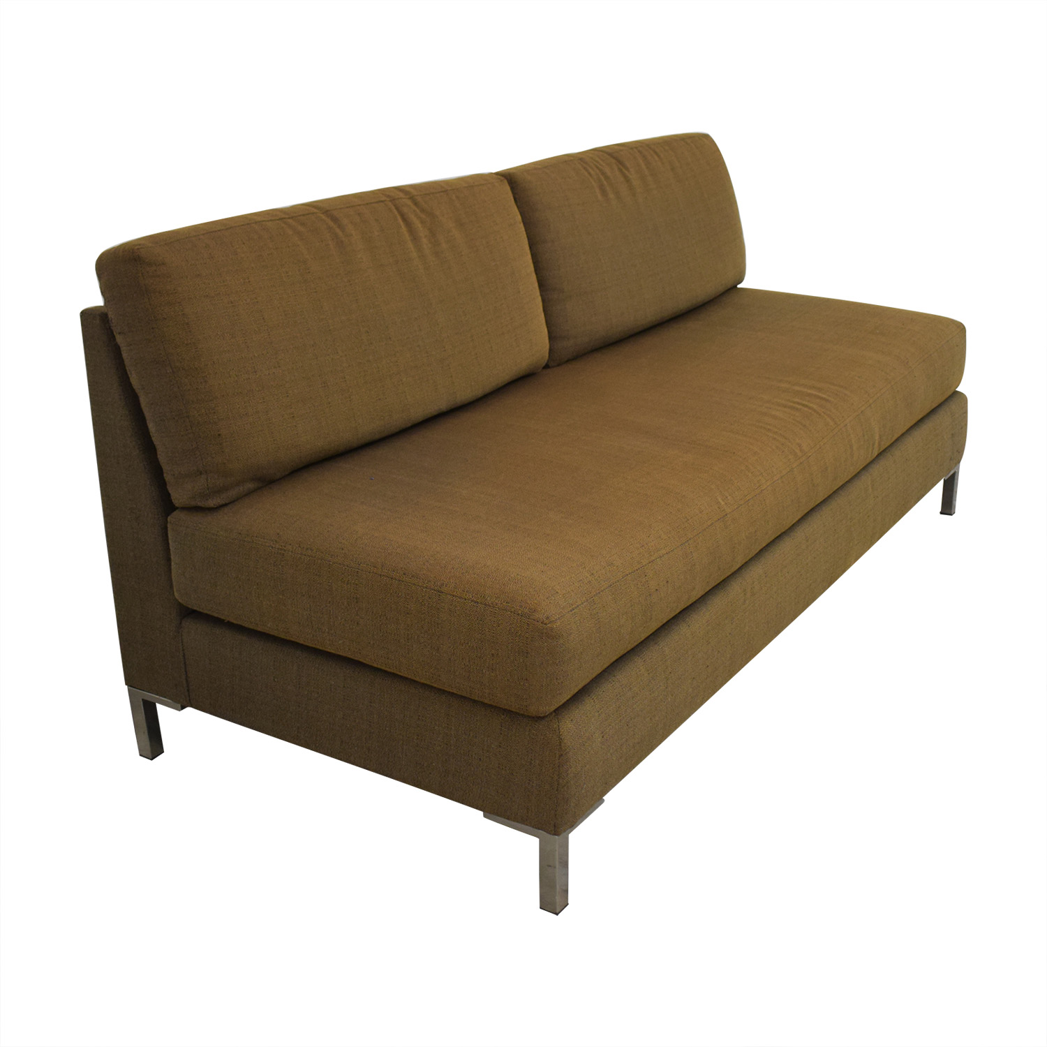 West Elm West Elm Armless Sofa coupon