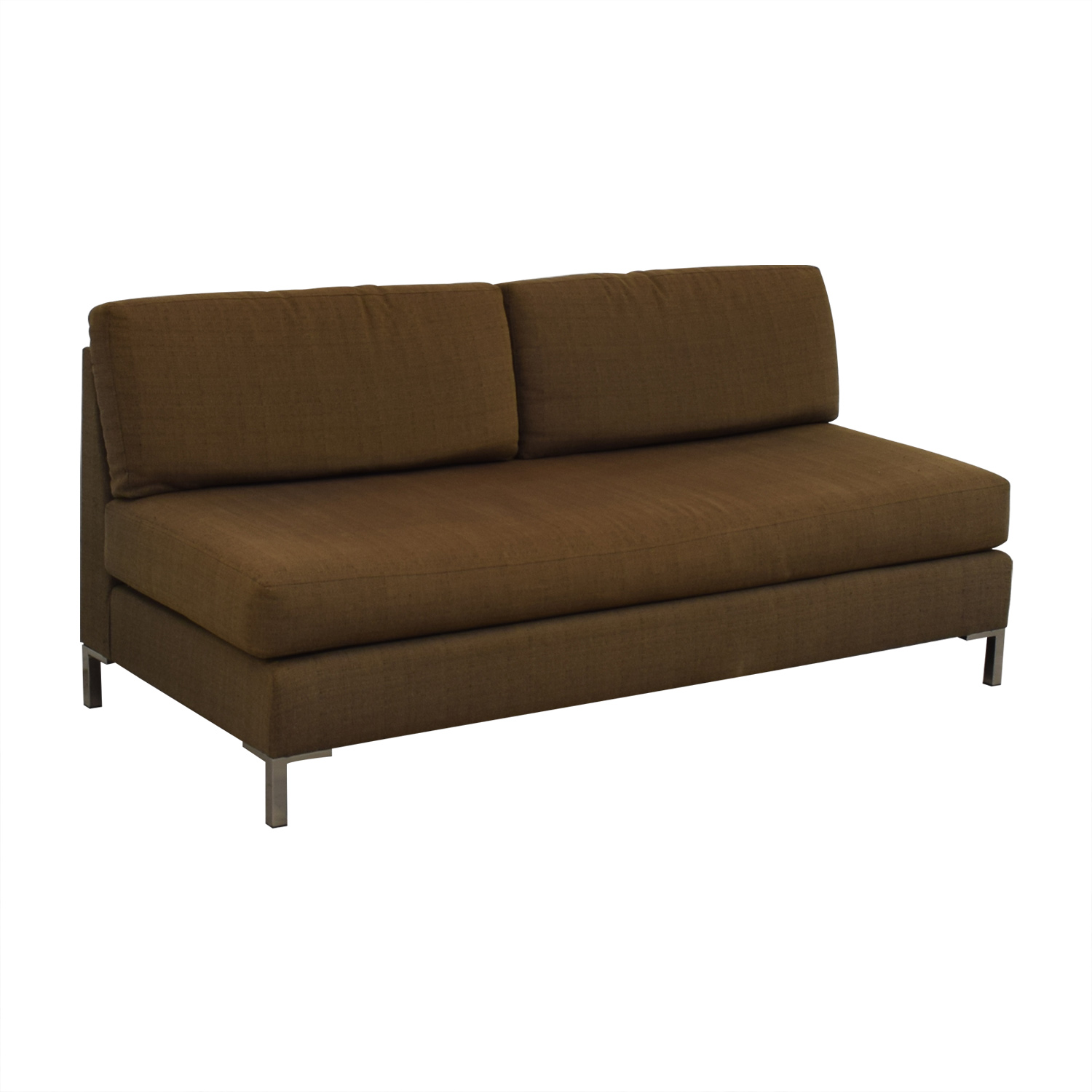 West Elm West Elm Armless Sofa price