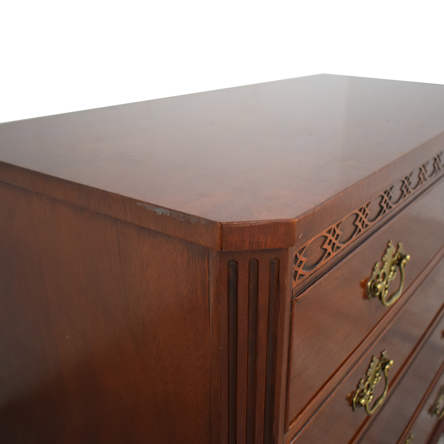 Baker Furniture Baker Antique Chest of Drawers for sale