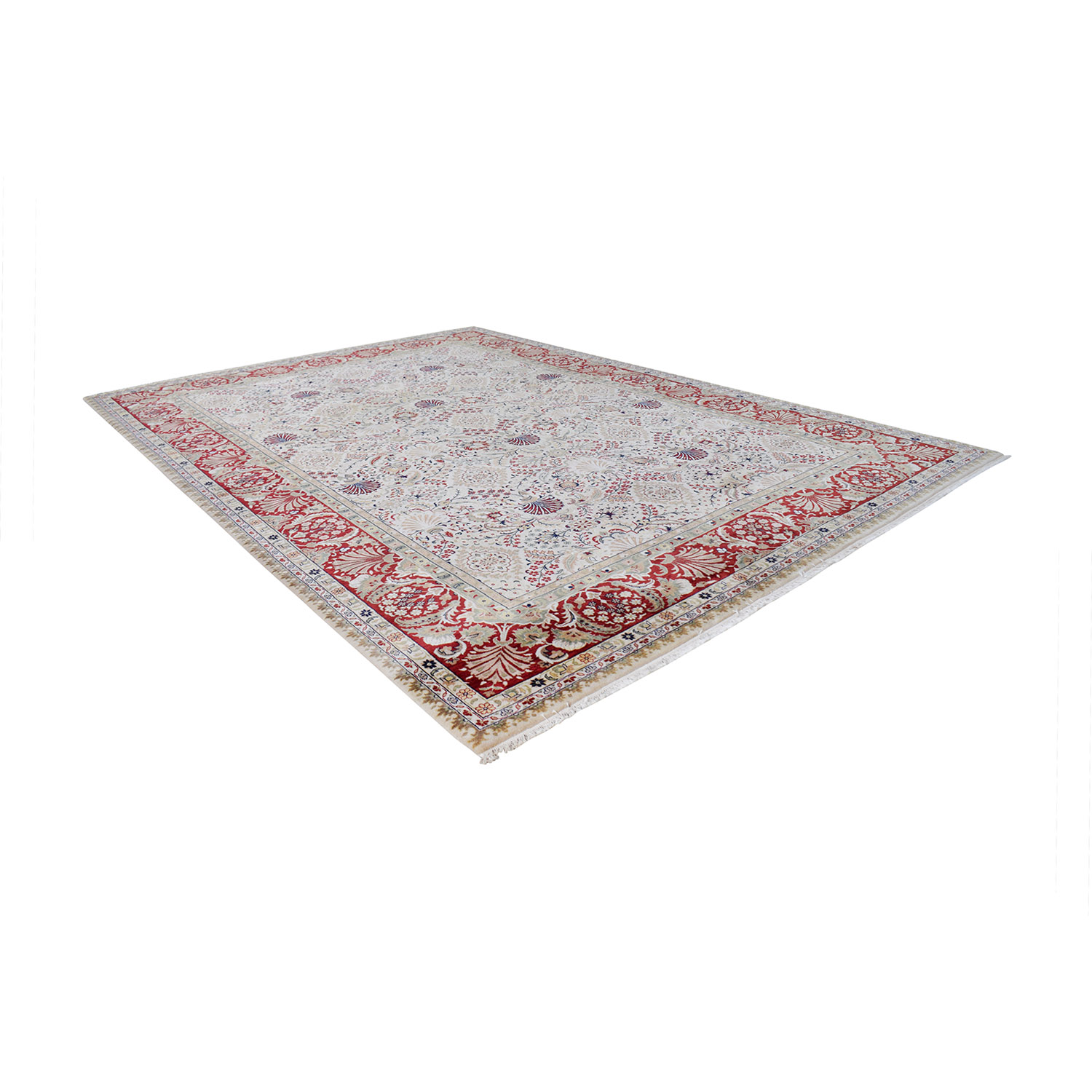 ABC Carpet & Home ABC Carpet & Home Indian Tabriz Rug Decor