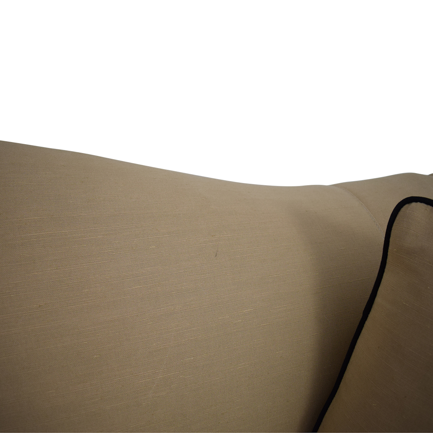 Upholstered Camel Back Sofa Sofas