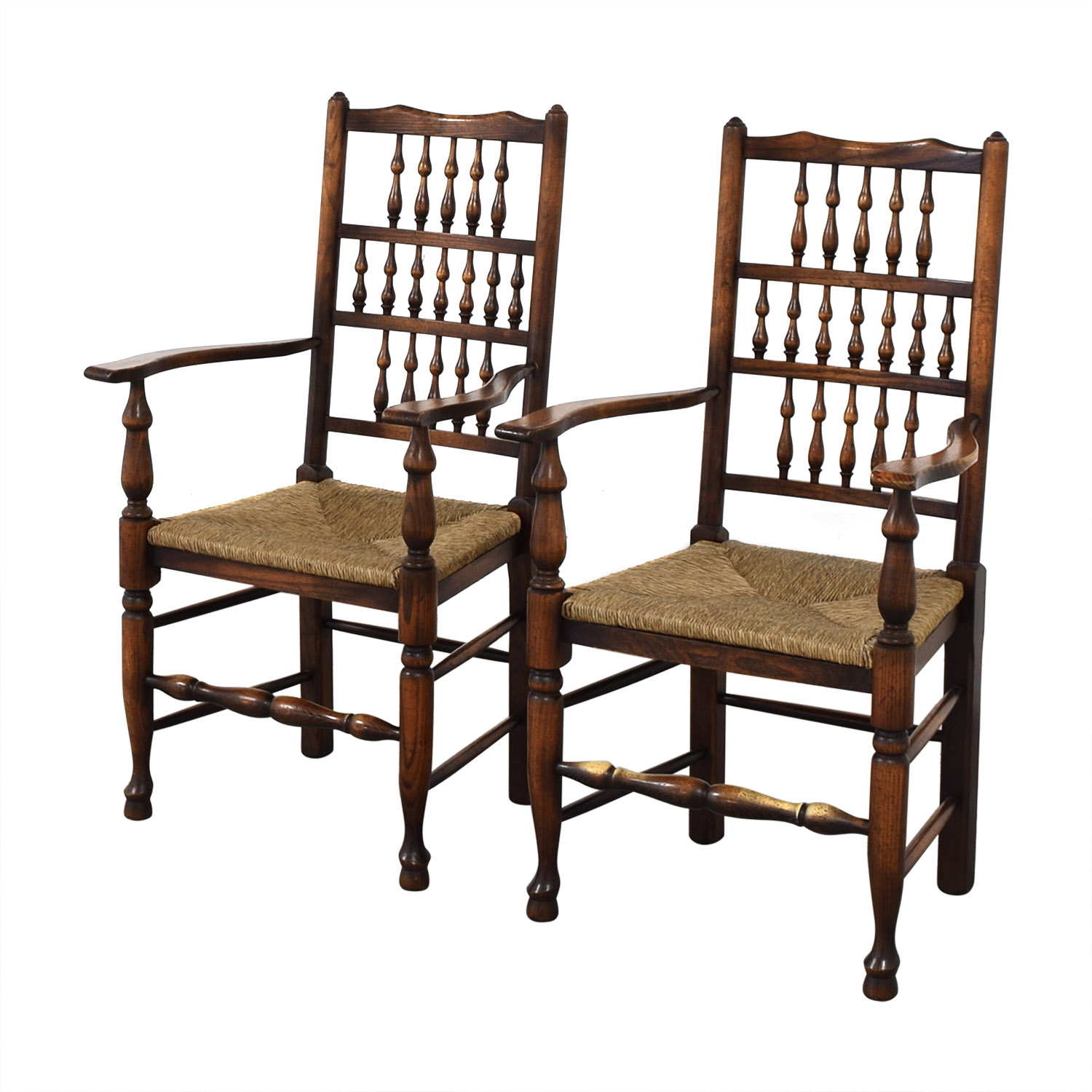 shop  Wood and Cane Armchairs online
