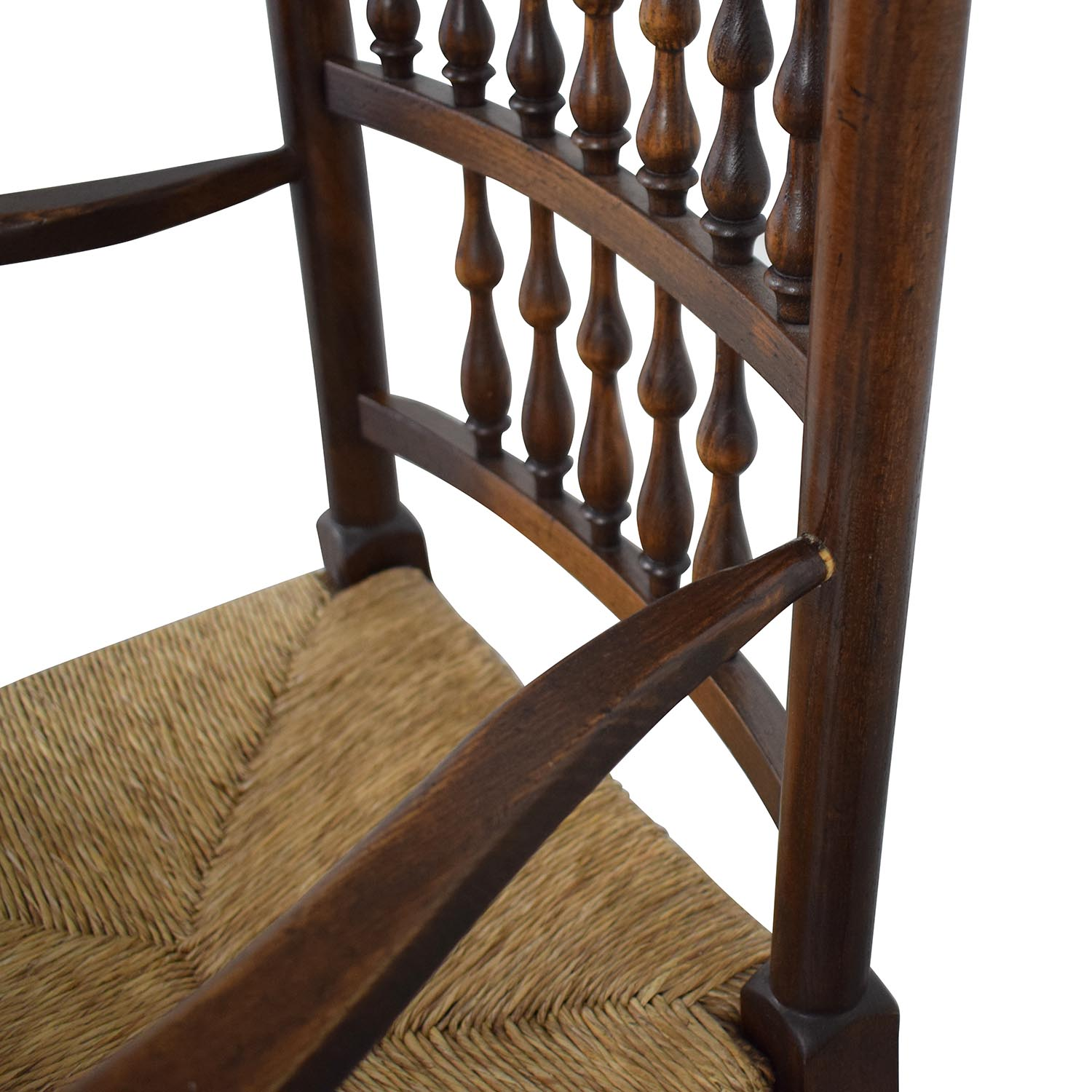 buy  Wood and Cane Armchairs online