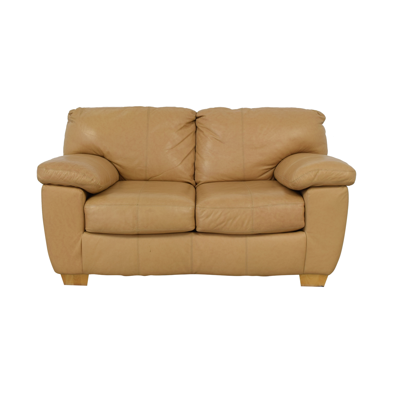 shop Ashley Furniture Two Cushion Loveseat Ashley Furniture