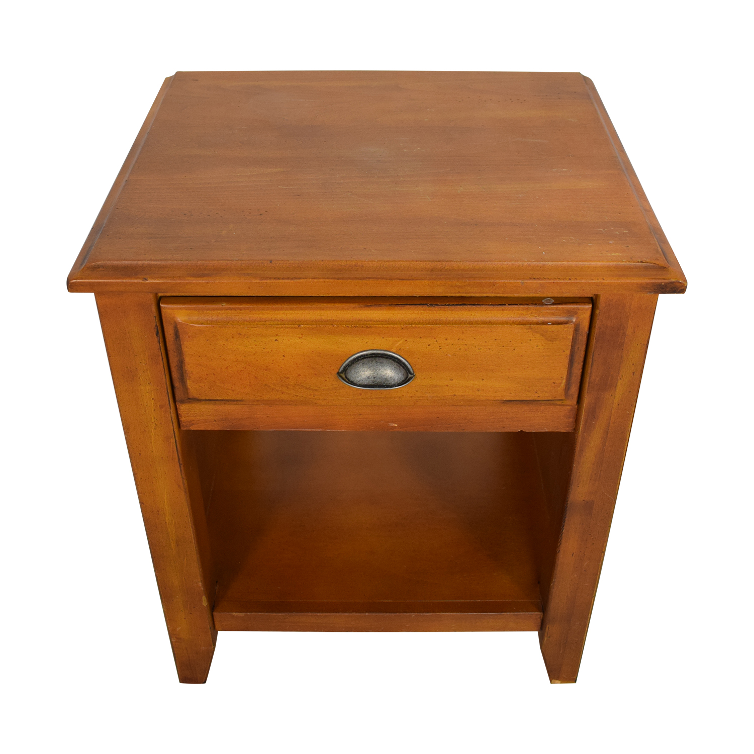 shop Pottery Barn Nightstand with Drawers Pottery Barn Tables