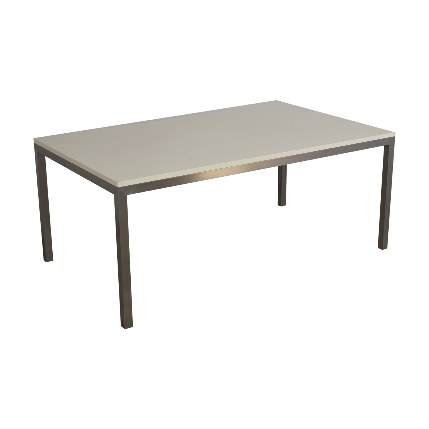 buy Crate & Barrel Parsons Dining Table Crate & Barrel