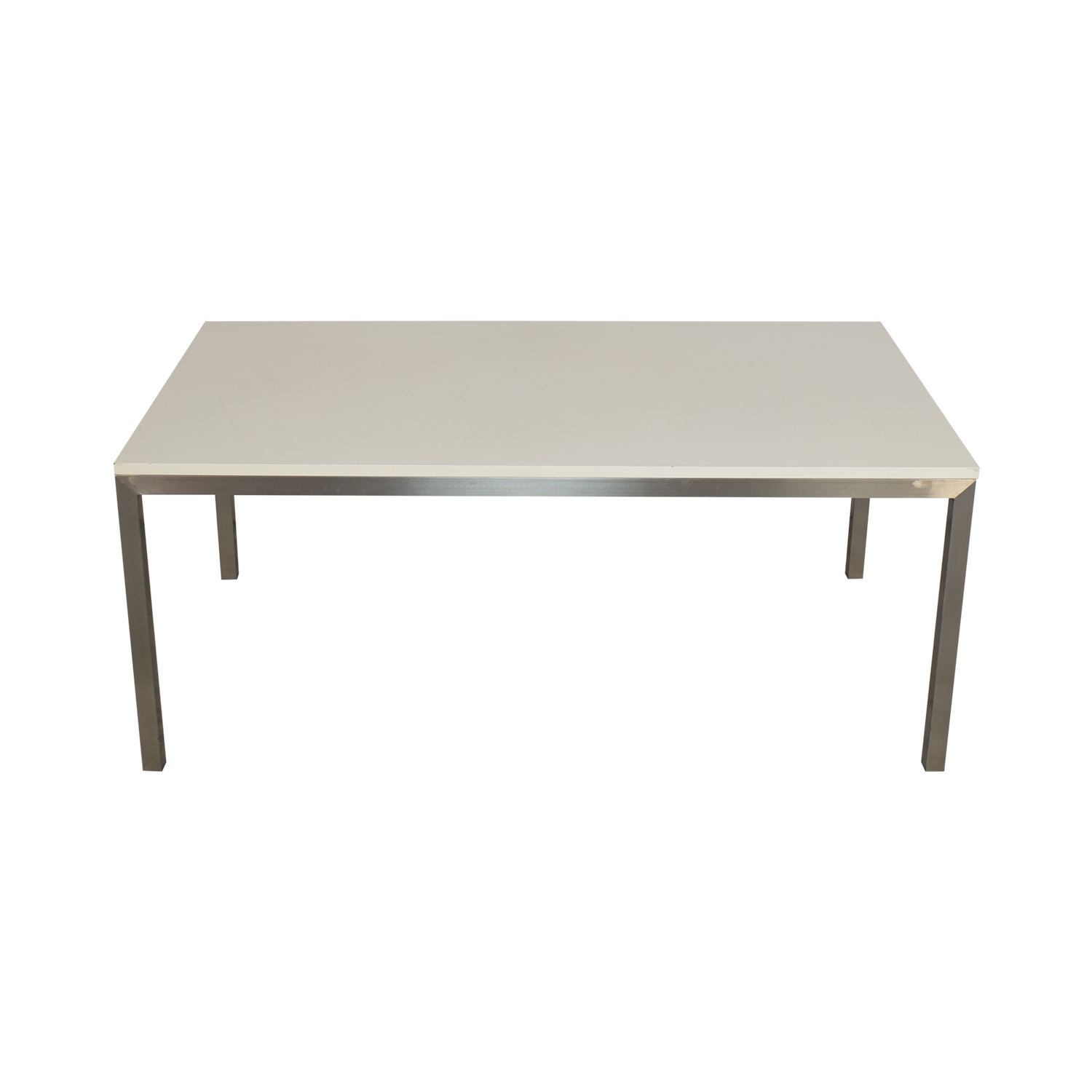 buy Crate & Barrel Crate & Barrel Parsons Dining Table online