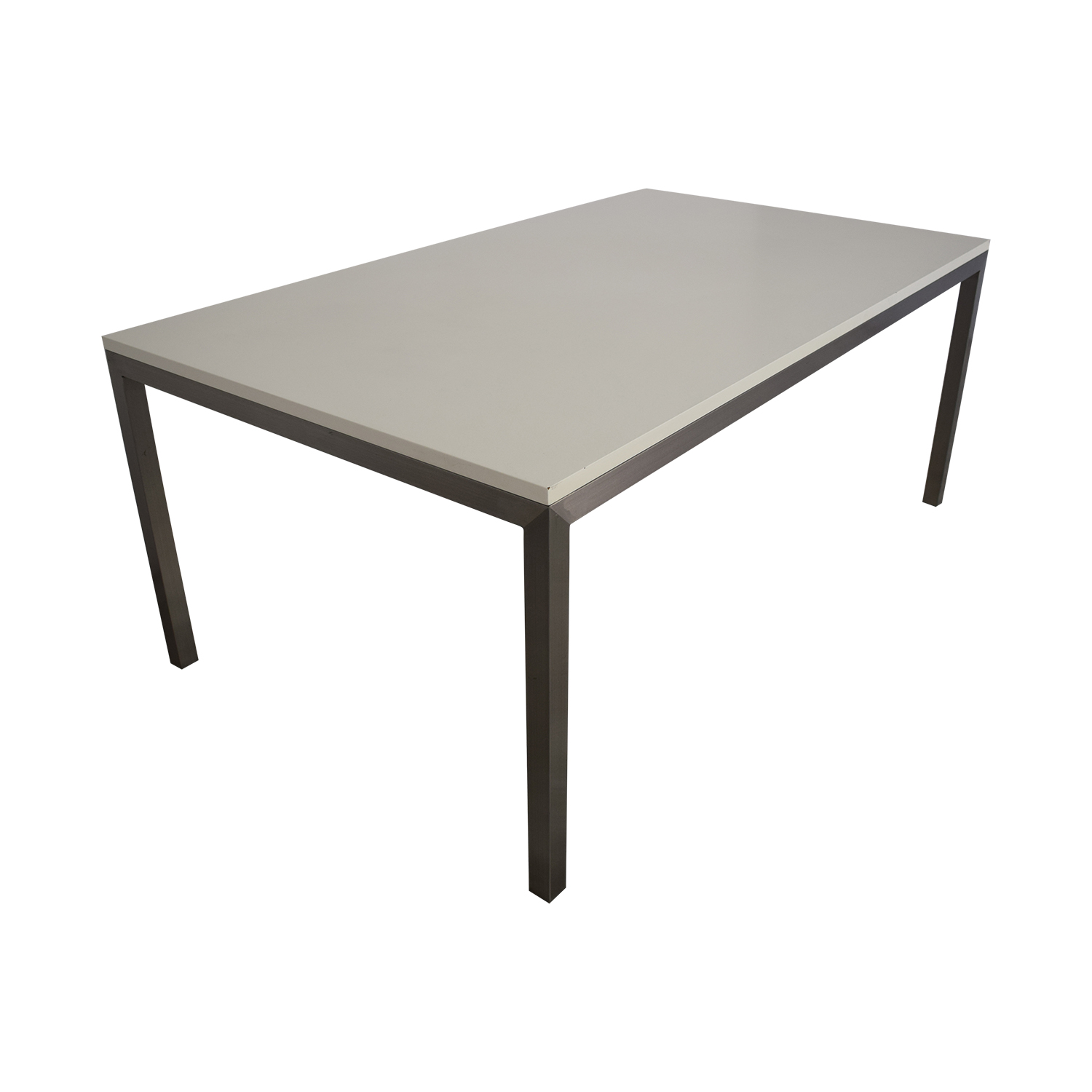 Crate & Barrel Crate & Barrel Parsons Dining Table second hand