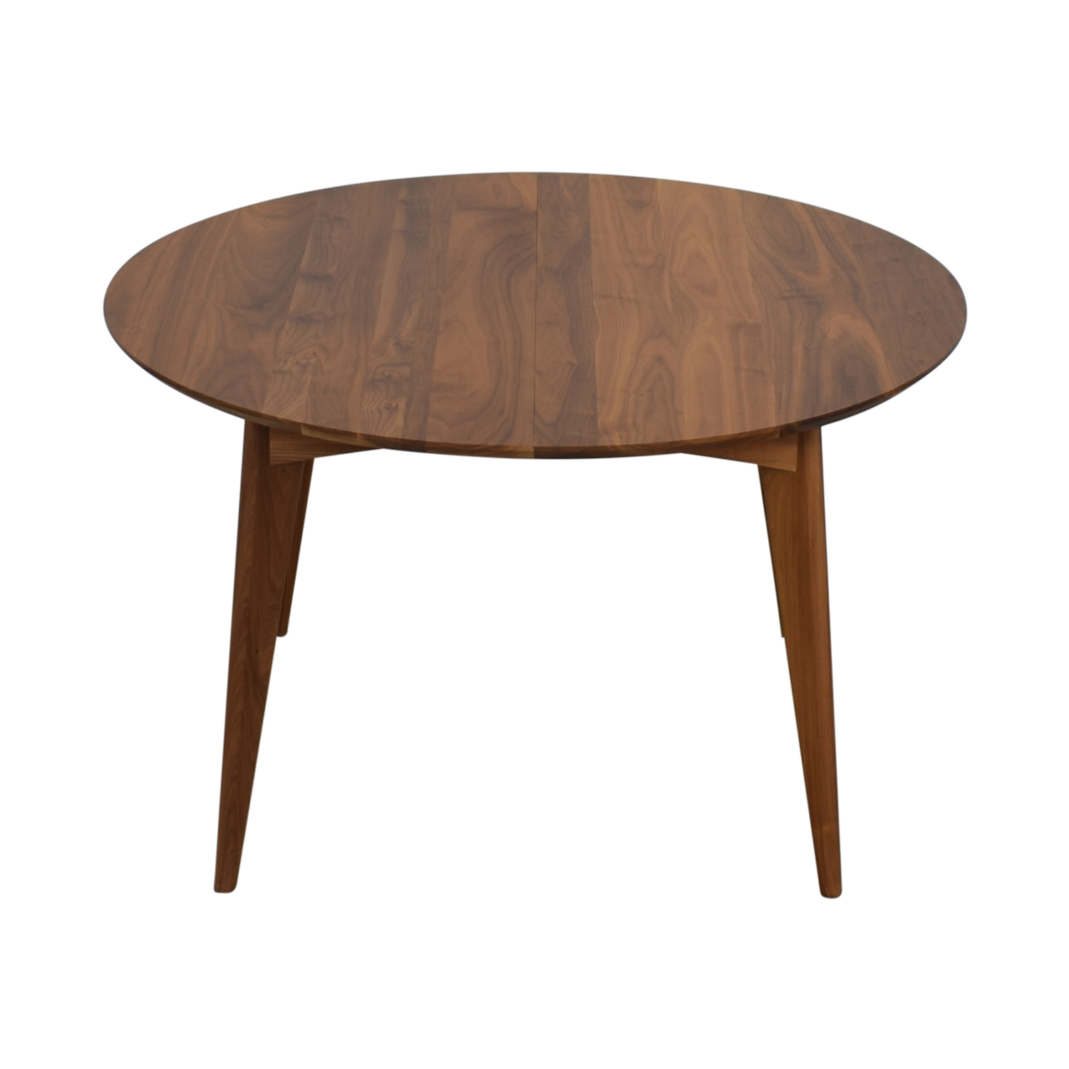 Room & Board Ventura Round Extension Table sale