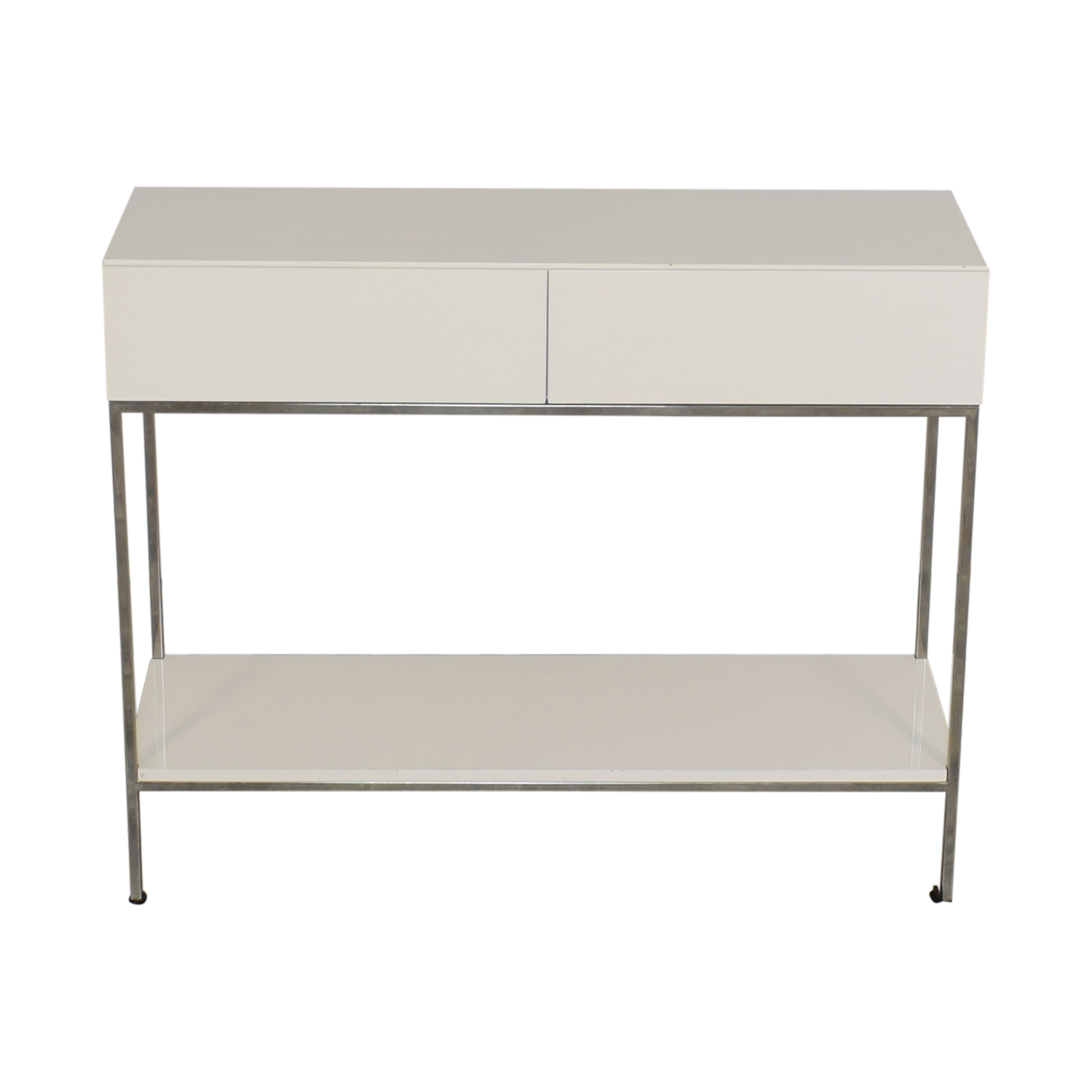 buy West Elm Lacquer Storage Console West Elm