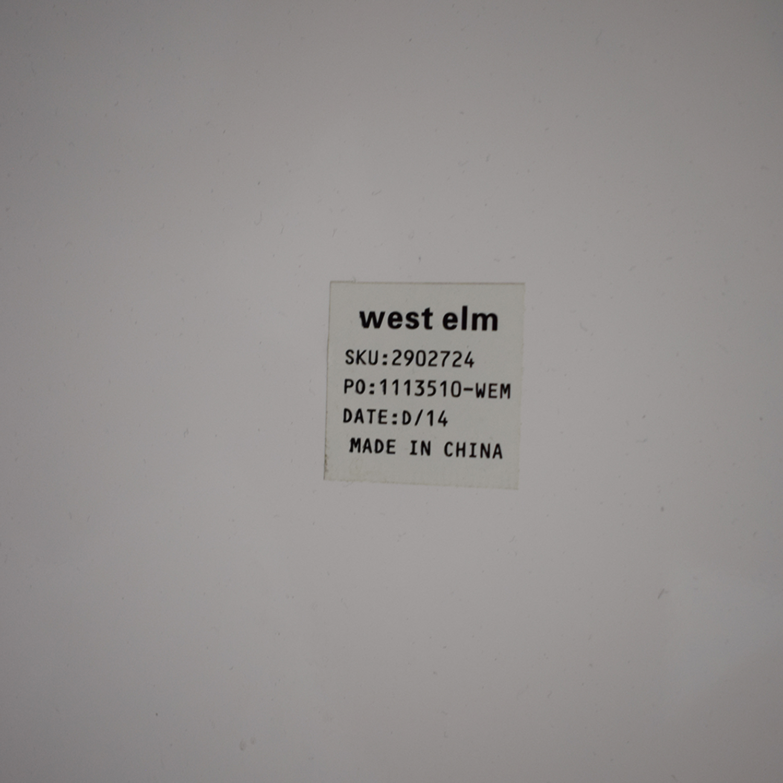 West Elm West Elm Lacquer Storage Console nyc