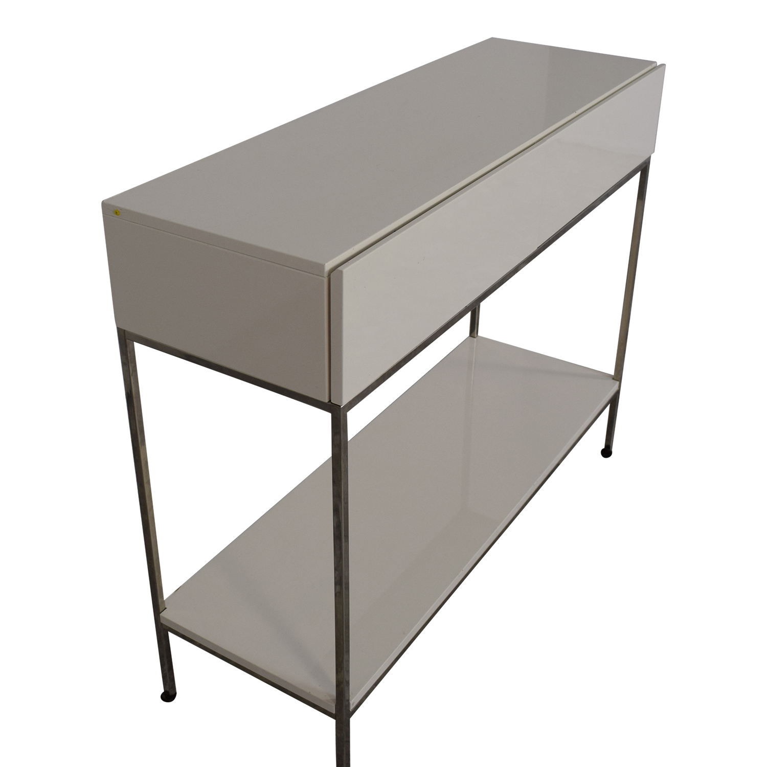 West Elm West Elm Lacquer Storage Console used