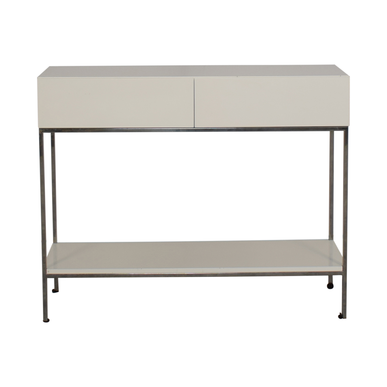 West Elm West Elm Lacquer Storage Console on sale
