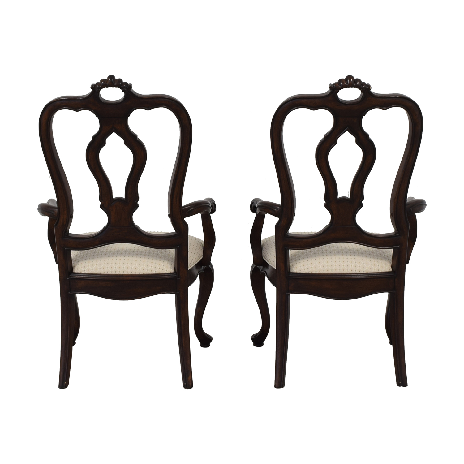 Thomasville Thomasville San Martino Dining Arm Chairs coupon