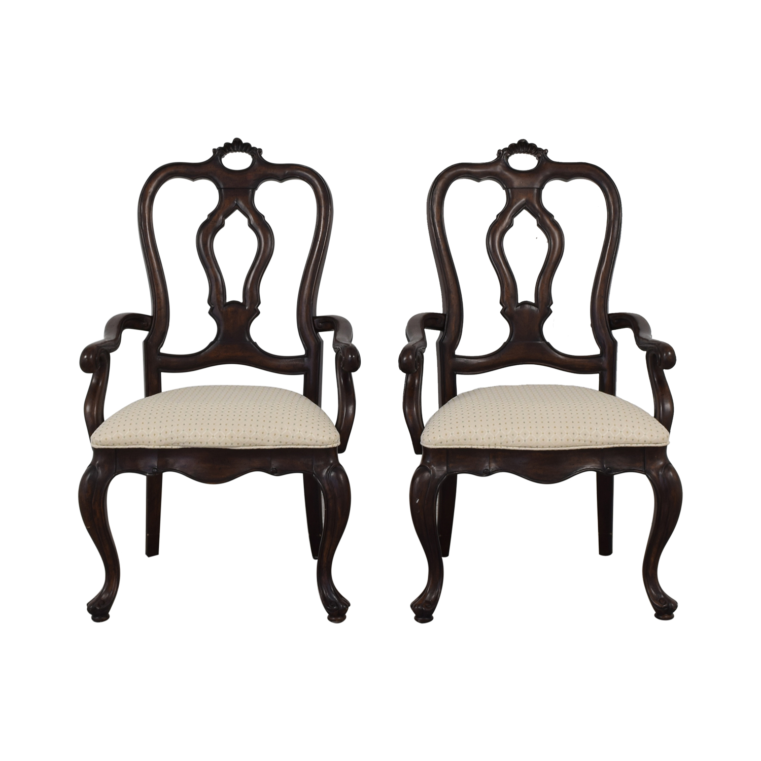 buy Thomasville San Martino Dining Arm Chairs Thomasville Dining Chairs