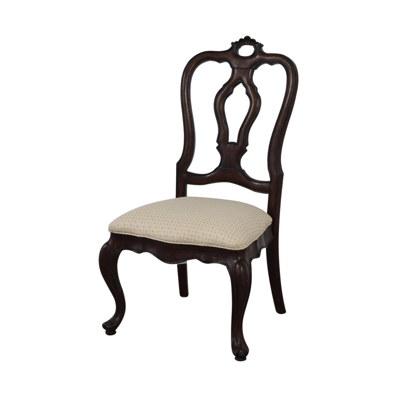shop Thomasville San Martino Dining Chairs Thomasville Chairs