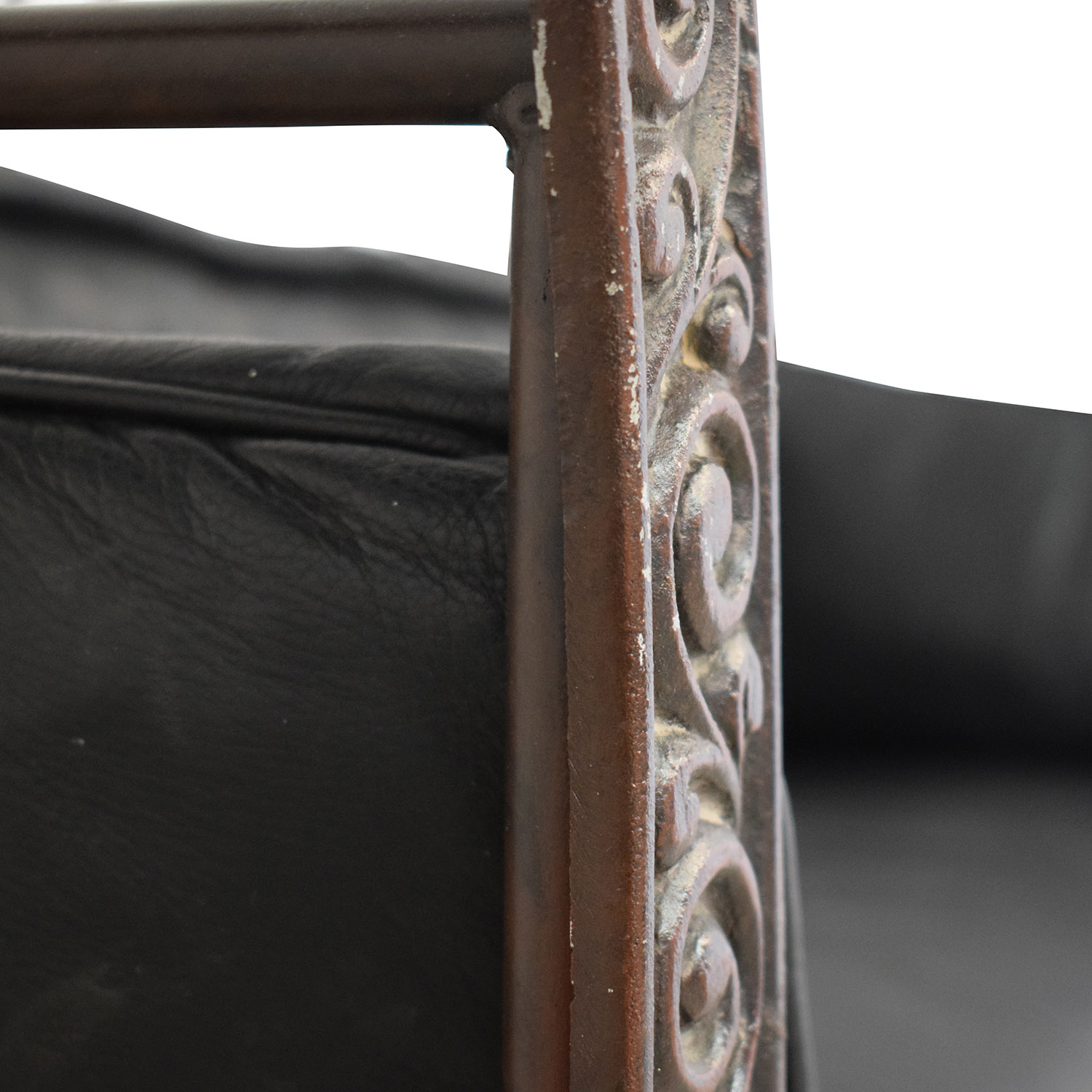 buy Thomasville Thomasville Leather Loveseat online