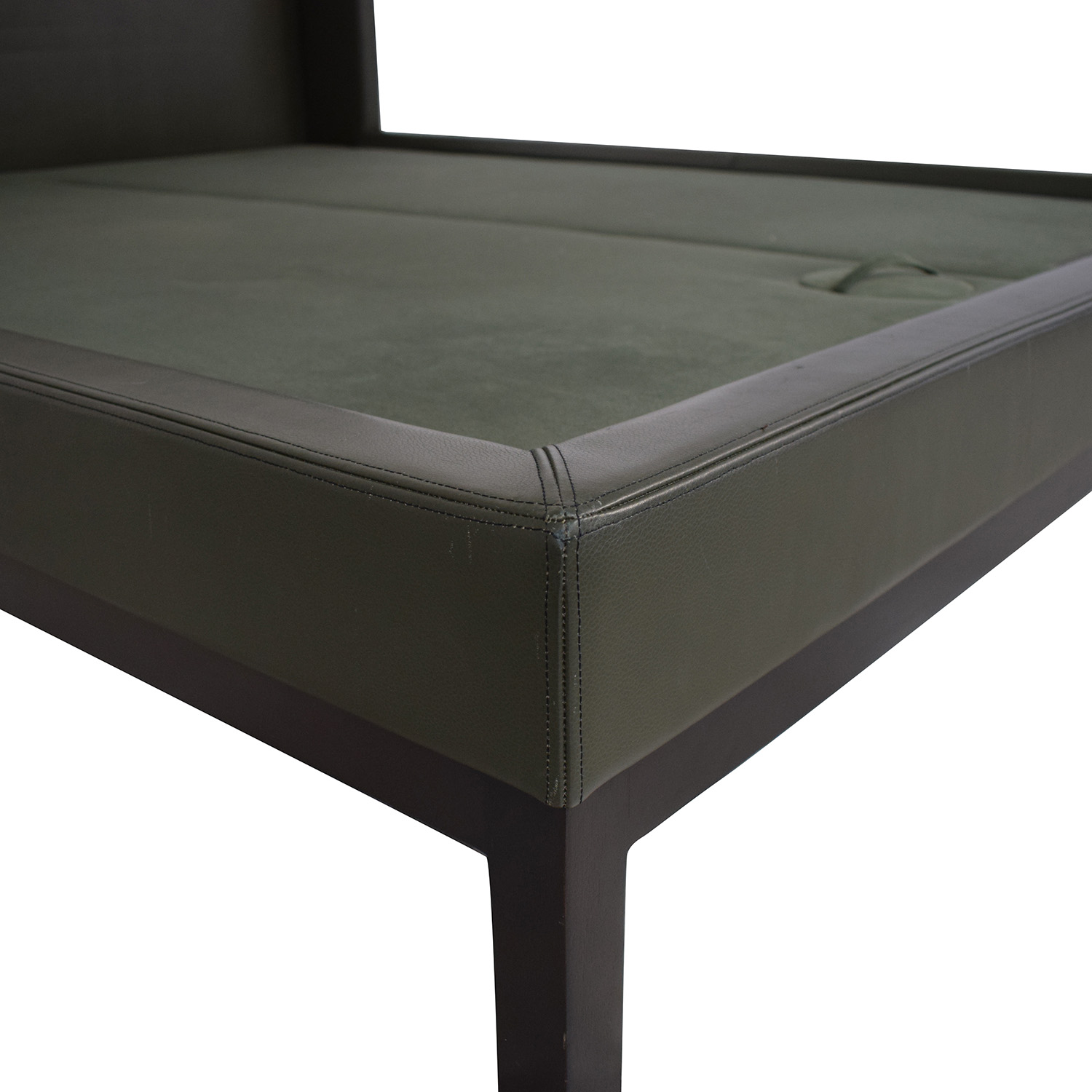 shop Christian Liaigre for Holly Hunt Queen Bed Holly Hunt Beds