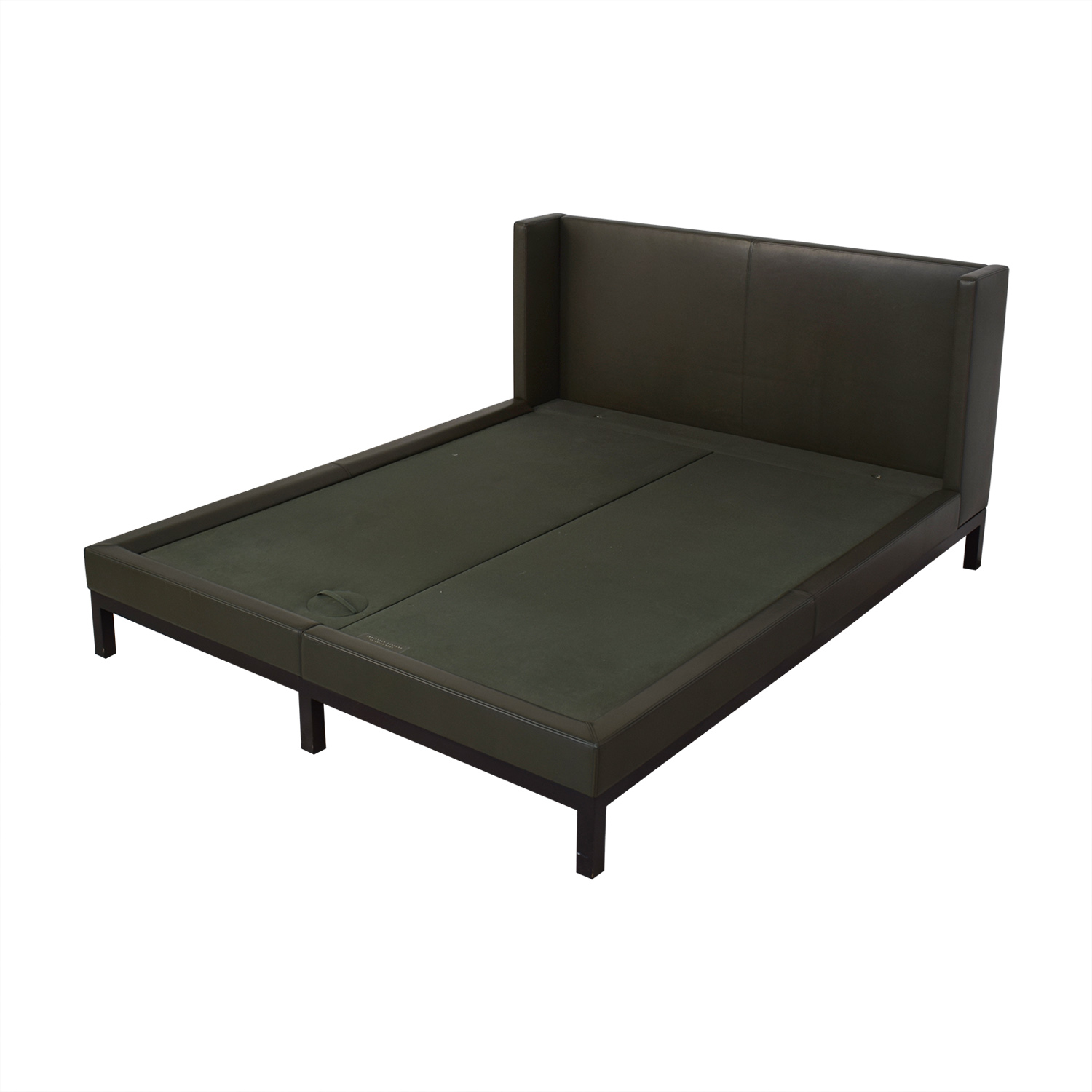 Holly Hunt Christian Liaigre for Holly Hunt Queen Bed Bed Frames