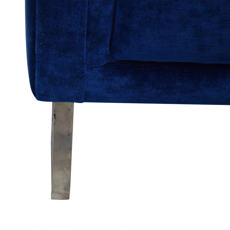 buy CB2 Savile Mariner Chair CB2