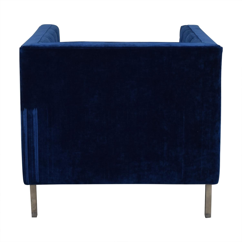 CB2 CB2 Savile Mariner Chair on sale