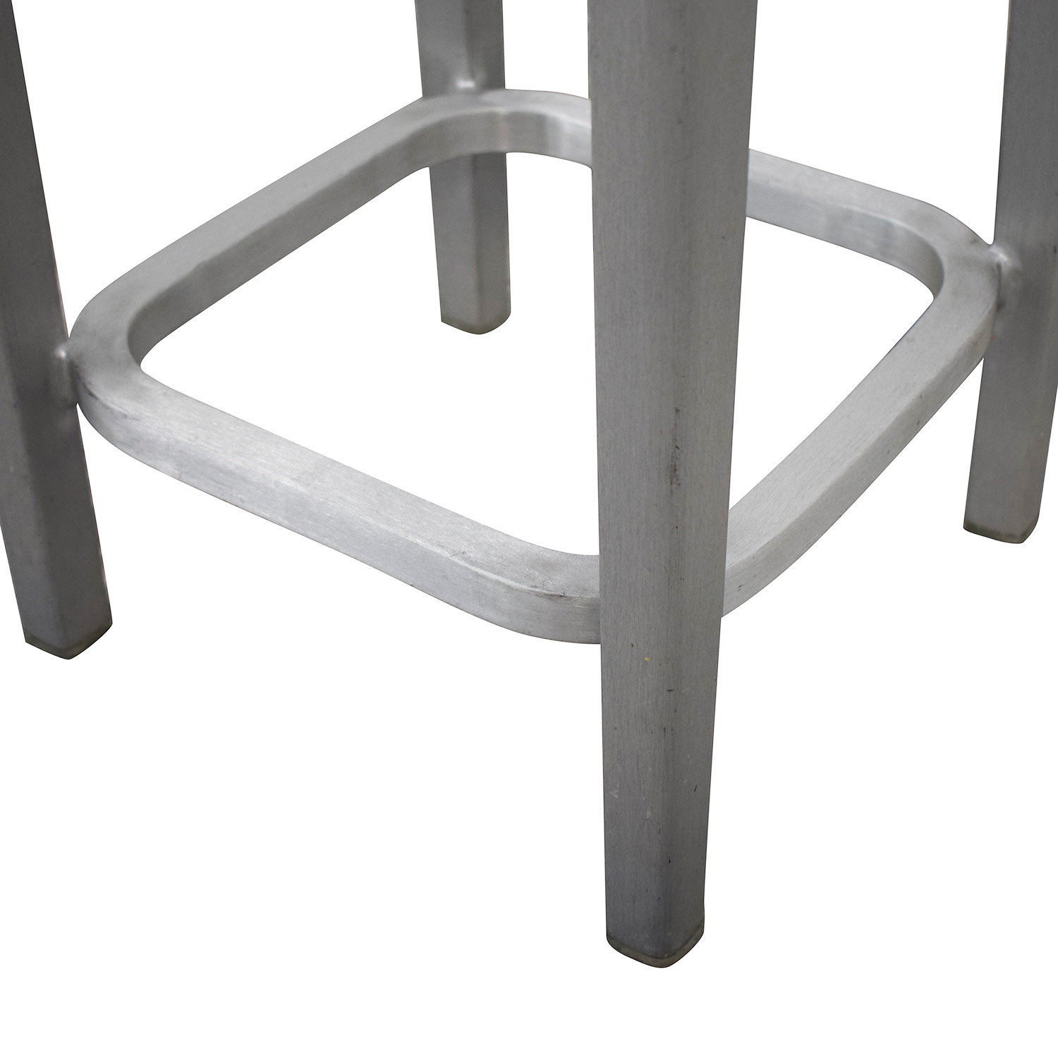 Design Within Reach Design Within Reach Emeco Counter Stool silver