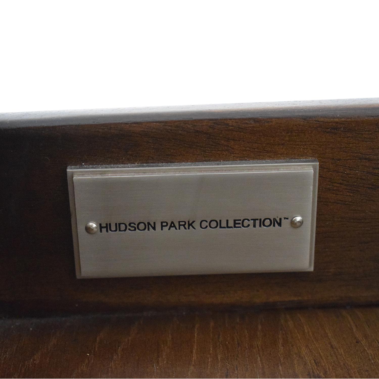 Bernhardt Bernhardt Hudson Park Collection Chest on Chest Dresser dark brown