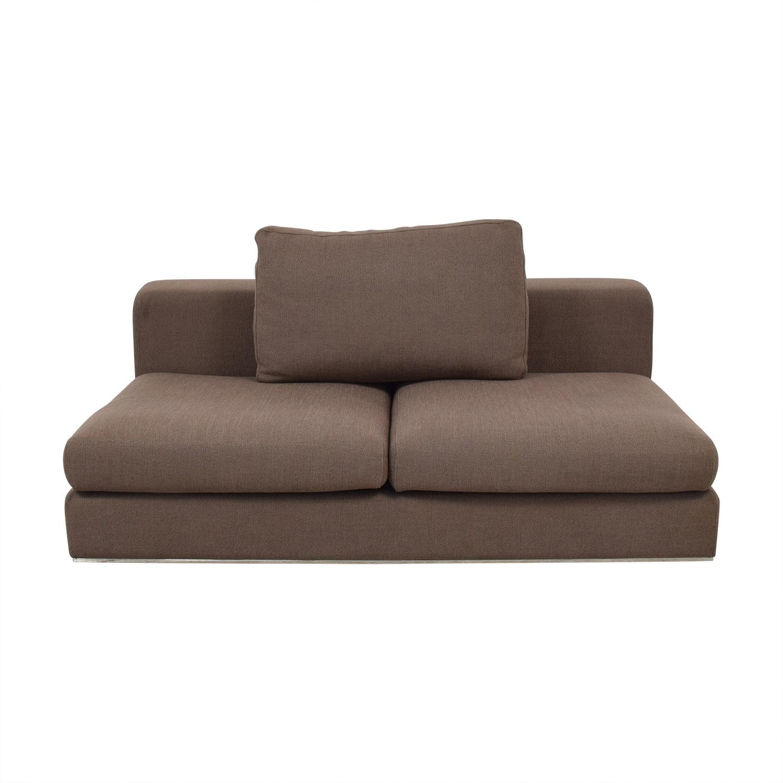Interior Define Interior Define Walters Armless Sofa Sofas