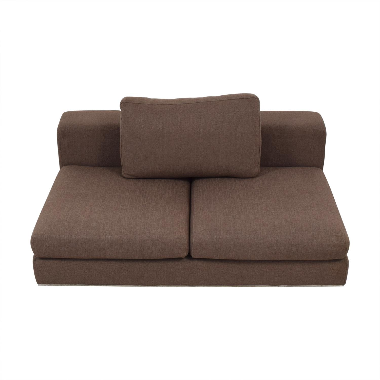 Interior Define Interior Define Walters Armless Sofa on sale