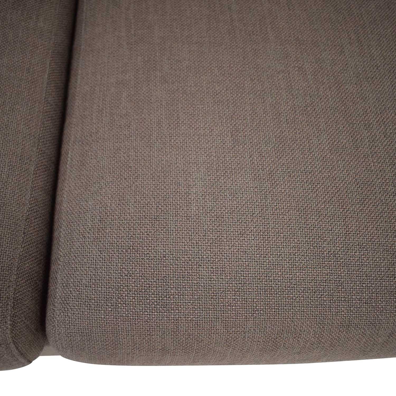 Interior Define Interior Define Walters Armless Sofa used
