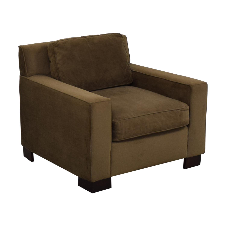 buy West Elm Goodwin Armchair West Elm Chairs