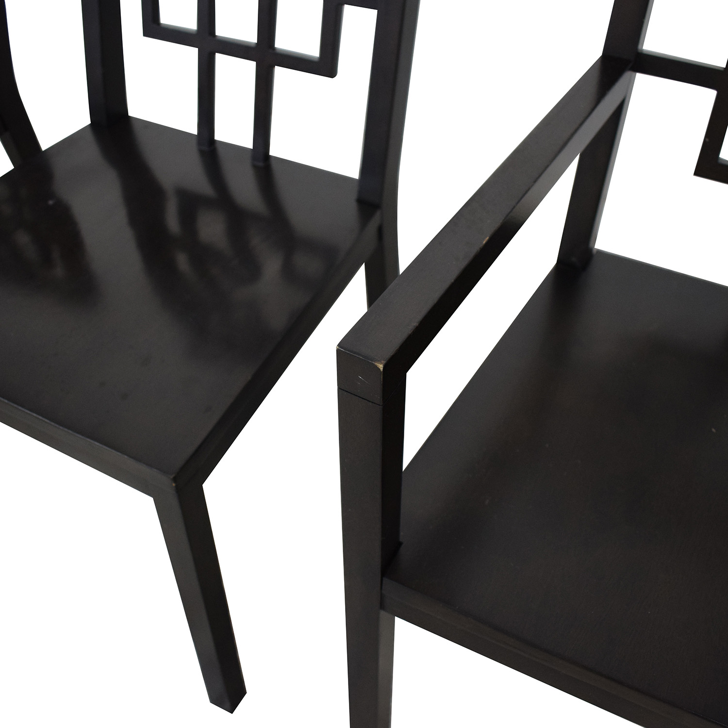 shop West Elm West Elm Overlapping Squares Chairs online