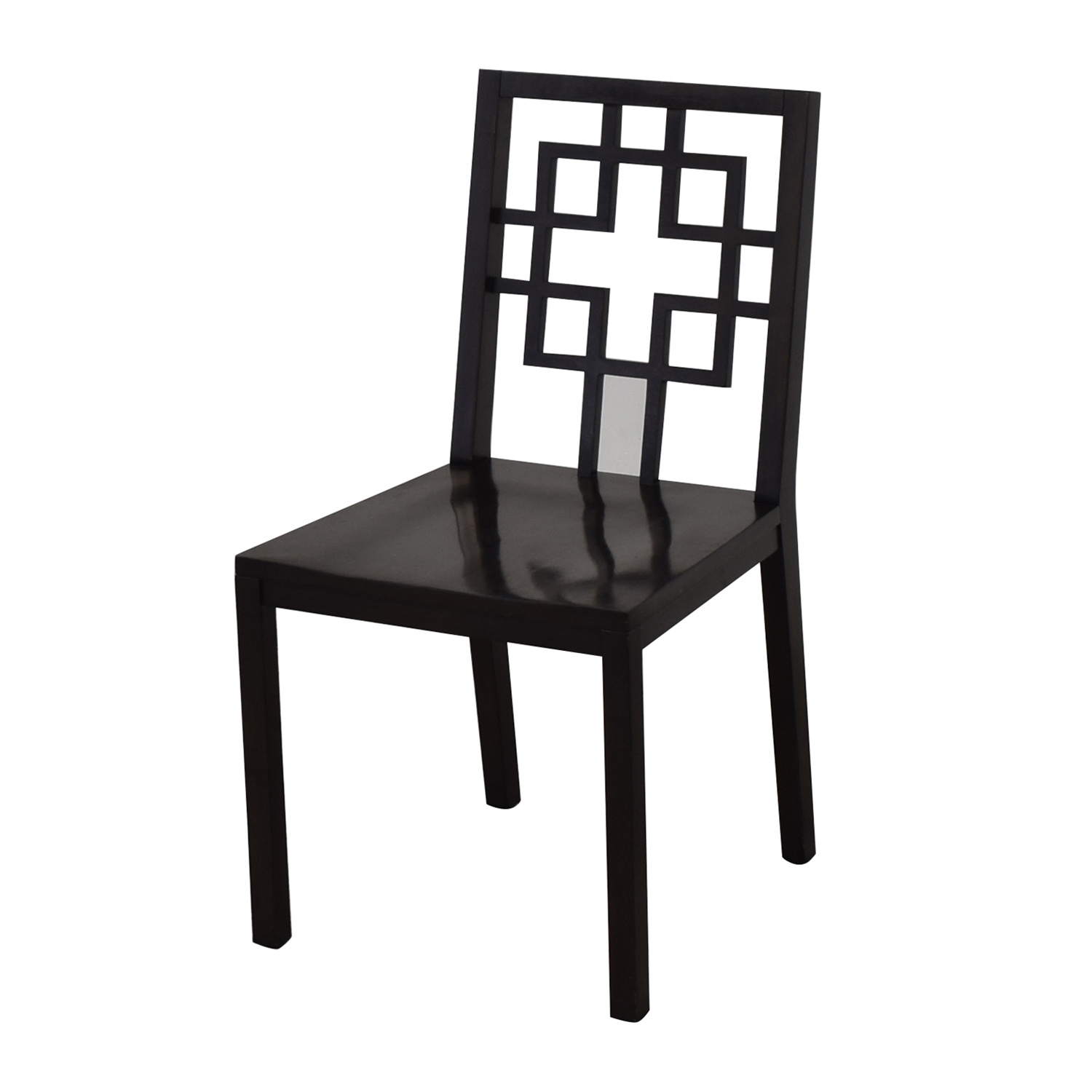 West Elm Overlapping Squares Chairs / Chairs